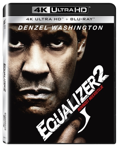 Equalizer 2  UHD/Blu-Ray