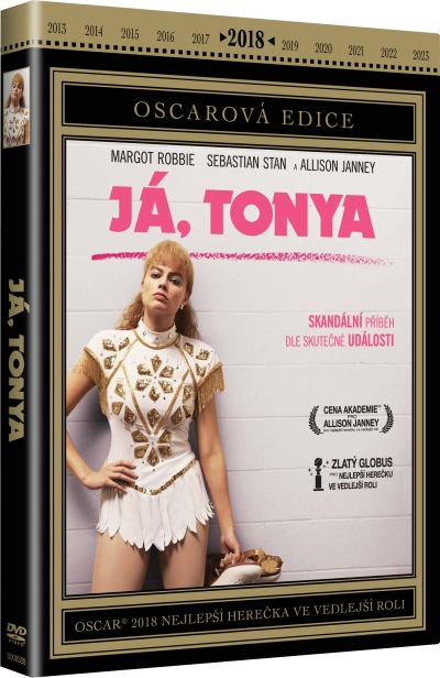 Já, Tonya (Oscar edice) DVD