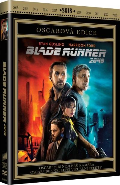 Blade Runner 2049 (Oscar edice) DVD