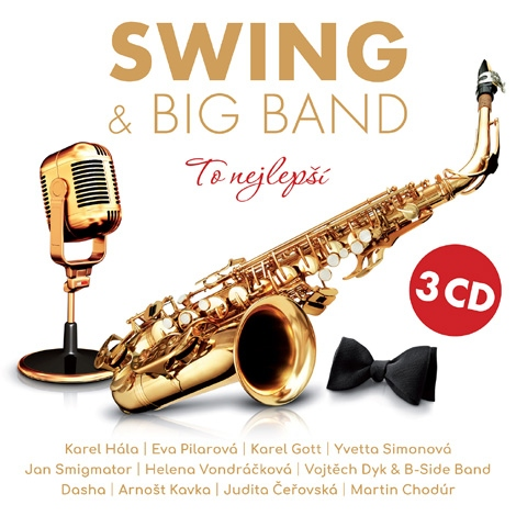Swing & Big Band - To nejlepší 3CD