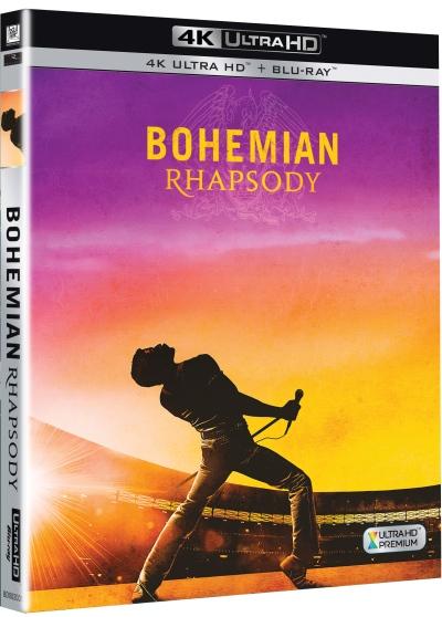 Bohemian Rhapsody UHD/Blu-Ray