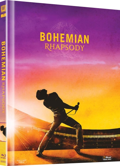 Bohemian Rhapsody Blu-Ray (Digibook)