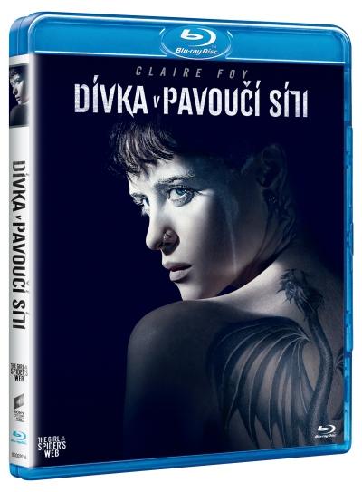 Dívka v pavoučí síti Blu-Ray