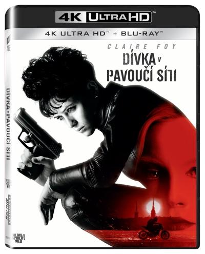 Dívka v pavoučí síti UHD/Blu-Ray