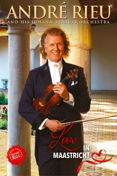 André Rieu - Love In Maastricht DVD