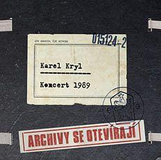 Karel Kryl - Archivy se otevírají