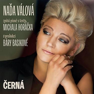 Naďa Válová, Michal Horáček & Bára Basiková - Černá CD