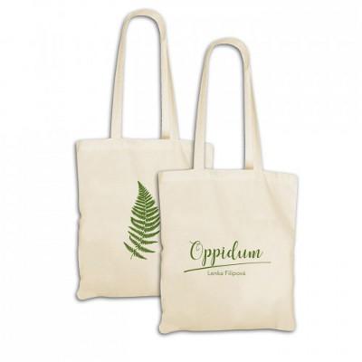 Lenka Filipová - Oppidum: Plátěná taška