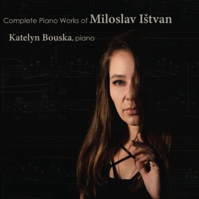 Miloslav Ištvan - Complete Piano Works CD