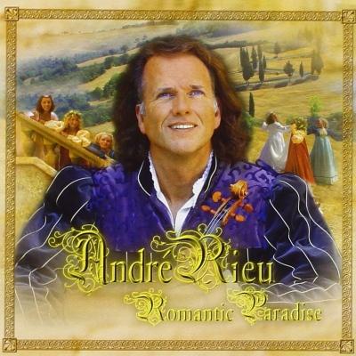 André Rieu - Romantic Paradise CD