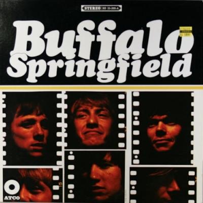Buffalo Springfield - Buffalo Springfield LP