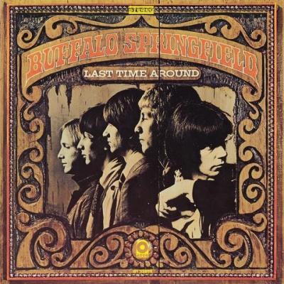 Buffalo Springfield - Last Time Round LP
