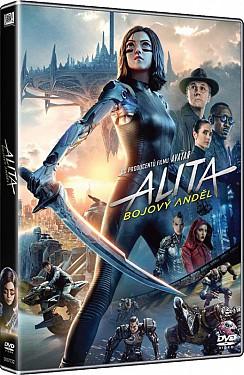 Alita - Bojový Anděl DVD