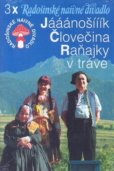 Radošinské naivné divadlo DVD