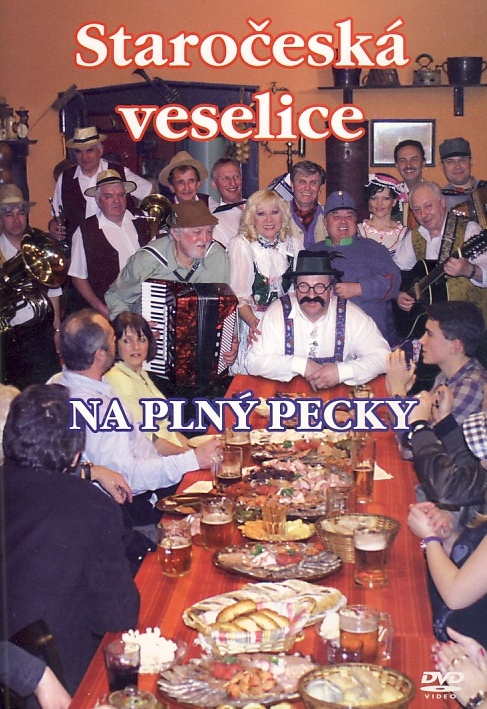 Staročeská veselice DVD - Akordshop