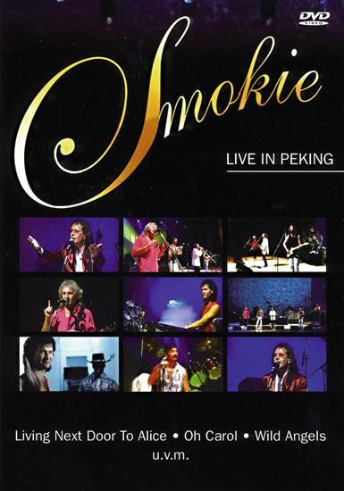 Smokie Live in Peking DVD