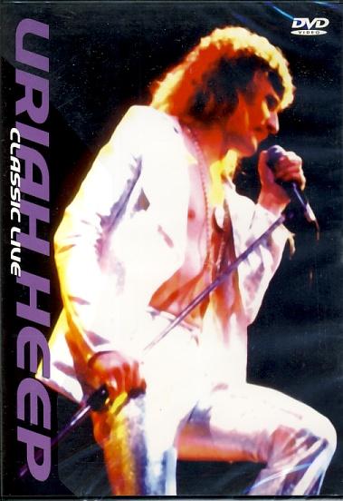 Uriah Heep Classic Live DVD