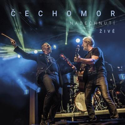 Čechomor - Nadechnutí / Živě CD