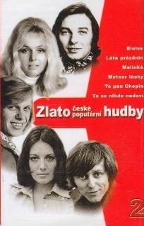Zlato české populární hudby 2 (Audiokazeta)
