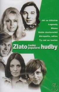 Zlato české populární hudby 3 (Audiokazeta)