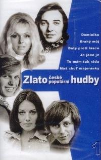 Zlato české populární hudby 1 (Audiokazeta)