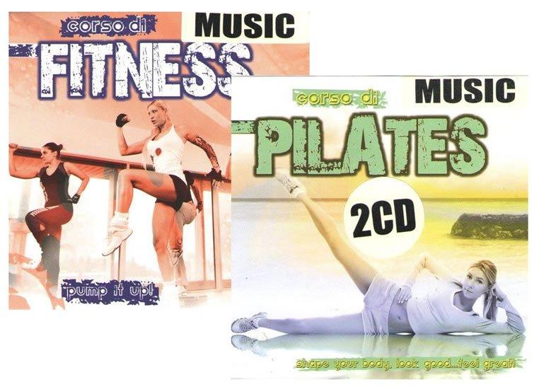 Corso Di Music Pilates/Fitnes 2CD