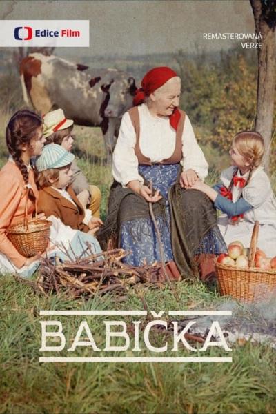 Babička (remasterovaná verze) DVD