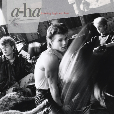 A-ha - Hunting High And Low 4CD
