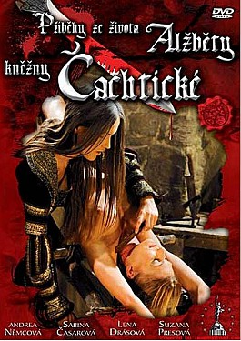 Příběhy ze života Alžběty, kněžny Čachtické DVD