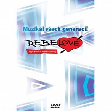 Rebelové (Muzikál) DVD