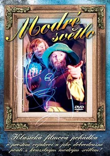 Modré světlo DVD