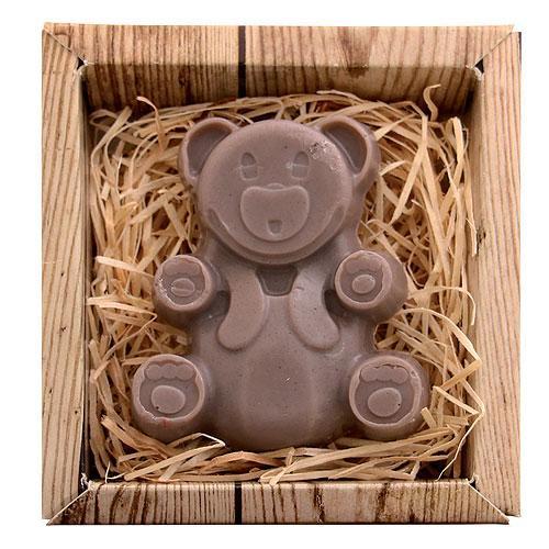 Ručně vyráběné mýdlo 60 g - Medvídek