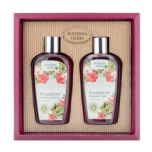 Kosmetická sada hadí jed - Sprchový gel a šampon