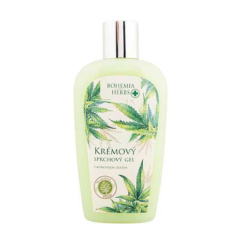 Konopný sprchový gel 250 ml - Cannabis