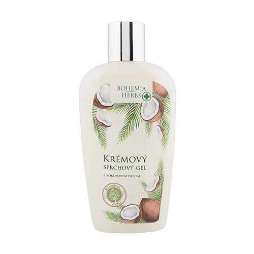 Sprchový gel 250 ml - S kokosovým olejem