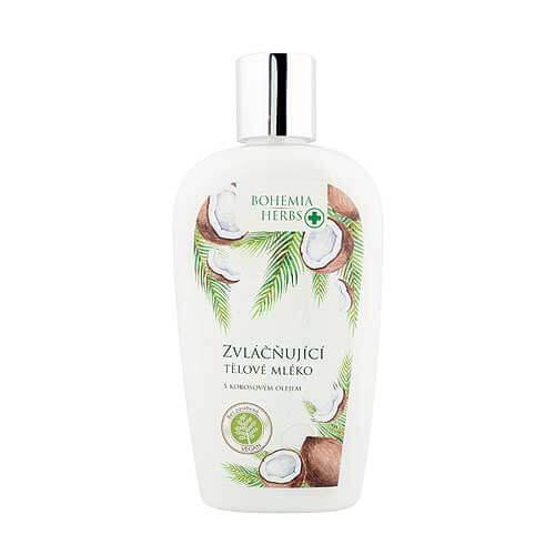 Tělové mléko 250 ml - S kokosovým olejem a panthenolem