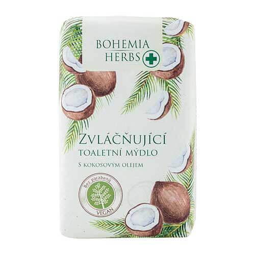 Toaletní mýdlo 100 g- S kokosovým olejem