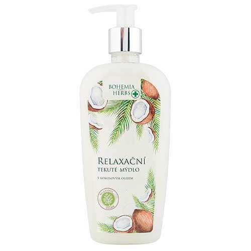 Tekuté mýdlo 300 ml - S kokosovým olejem