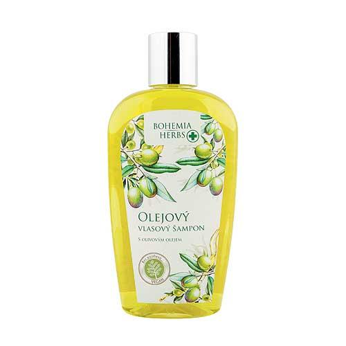 Vlasový šampon 250 ml - Oliva