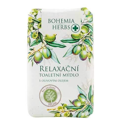 Toaletní mýdlo 100 g - Oliva