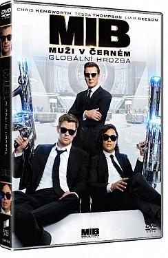 Muži v černém - Globální hrozba DVD
