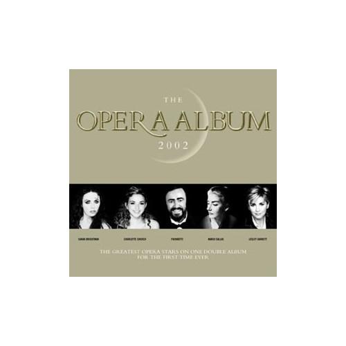 The Opera Album 2002 2CD