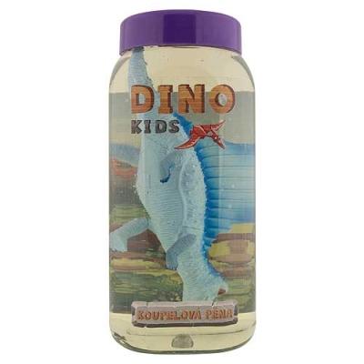DINO - dětská pěna do koupele 700 ml - S hračkou