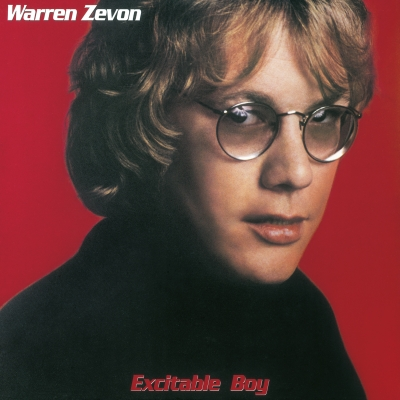 Waren Zevon - Excitable Boy LP