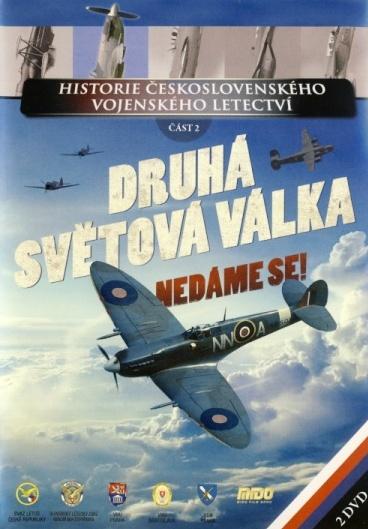 Historie československého vojenského letectví II. 2DVD