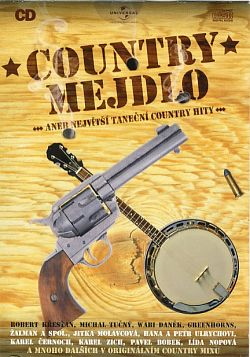 Country mejdlo CD