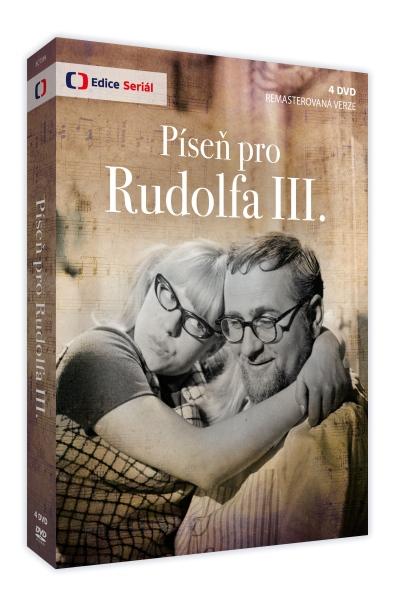 Píseň pro Rudolfa III. 4DVD