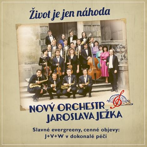 Nový orchestr Jaroslava Ježka - Život je jen náhoda 2CD