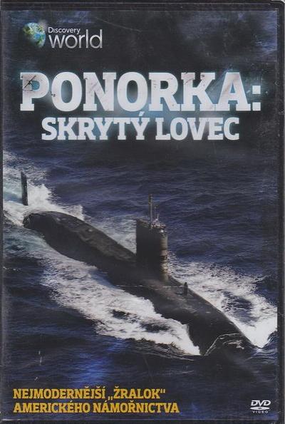 Ponorka: Skrytý lovec DVD