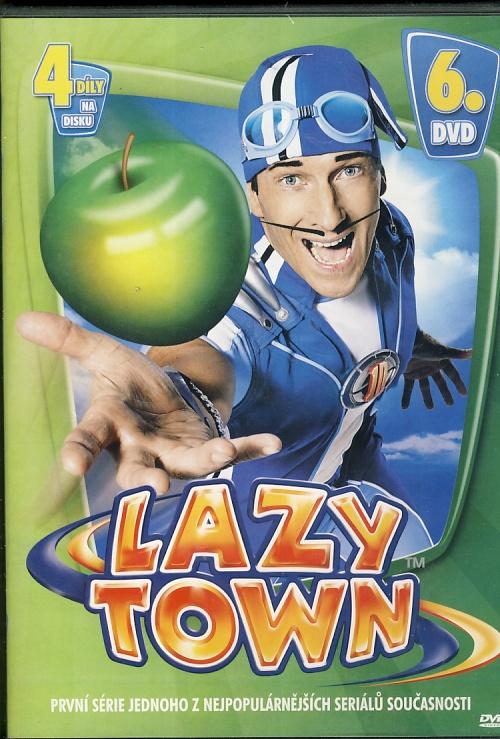 Lazy Town 6. DVD